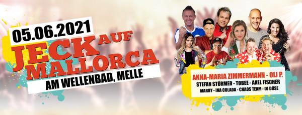 Jeck auf Mallorca - 05.06.2021 in Melle