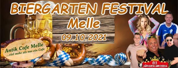 Biergarten Festival - 09.10.2021 in Melle