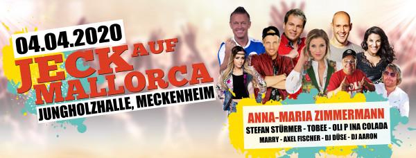 Jeck auf Mallorca - 04.04.2020 Meckenheim