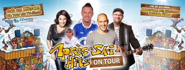 Après Ski-Hits on Tour am 05.12.2020 präsentiert Autohaus Kempen