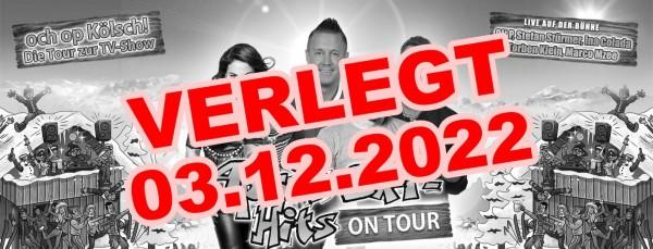 VIP Ticket Après Ski-Hits on Tour am 03.12.2022 präsentiert Autohaus Kempen