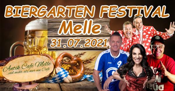 Biergarten Festival - 31.07.2021 in Melle