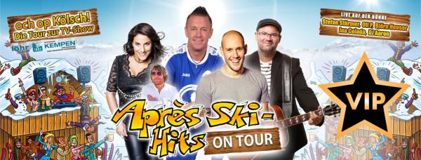 VIP Ticket Après Ski-Hits on Tour am 05.12.2020 präsentiert Autohaus Kempen