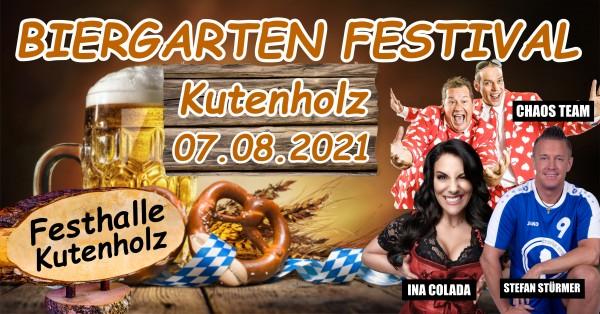 Biergarten Festival - 07.08.2021 in Kutenholz
