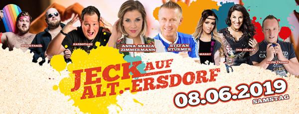 Jeck auf Alt.-Ersdorf - 08.06.2019