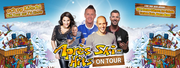 VIP Ticket Après Ski-Hits on Tour am 11.12.2021 präsentiert Autohaus Kempen